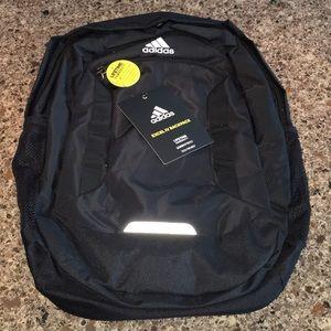 NWT Adidas Excel IV Backpack Black $55 Retail